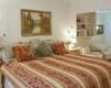 Casa Camilla Aspen French Apartment bedroom bed