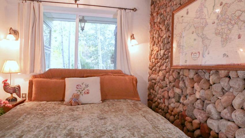 Casa Camilla Aspen Tropical Apartment bedroom bed