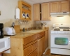 Casa Camilla Aspen Patio Apartment kitchen